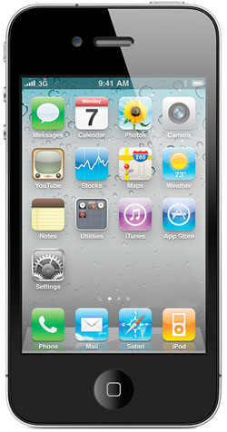 Apple iPhone 4 32GB Top Up 400s Vodacom Special