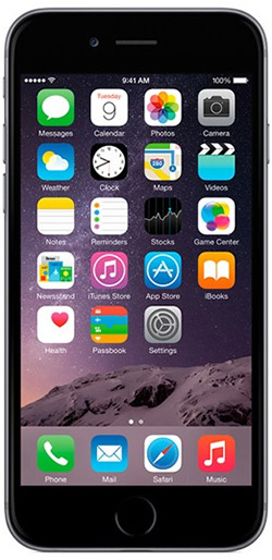 Apple iPhone 6s 64GB Silver Red Premium Vodacom Deal