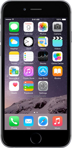 Apple iPhone 6 Plus 128GB Red Premium Vodacom Deal