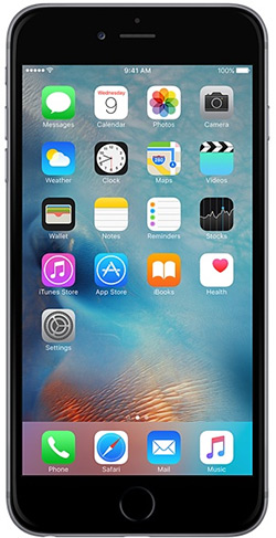 Apple iPhone 6s Plus 16GB Gold Red VIP Vodacom Deal