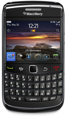 BlackBerry Bold 9780 BlackBerry Talk 100 Vodacom Deal