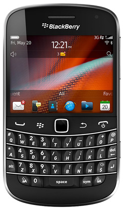 BlackBerry Bold 9900 Contract 4 8ta Special