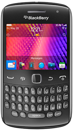 BlackBerry Curve 9360 Everyday Off Peak 120 Vodacom Special