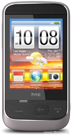 HTC Smart Top Up 135 Vodacom Deal