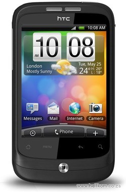 HTC Wildfire Anytime Top Up 100 MTN Special (6766)