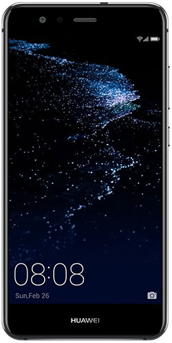 Huawei P10 Lite Midnight Black Red VIP+ Vodacom Deal