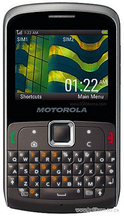 Motorola EX112