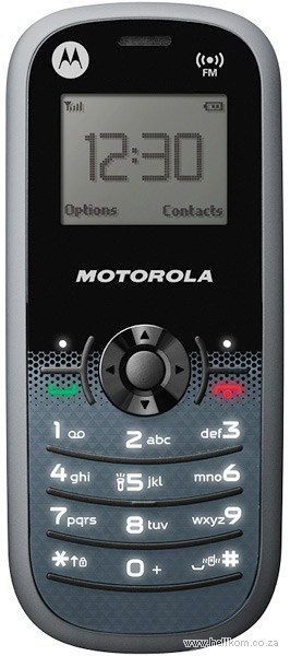 Motorola WX161