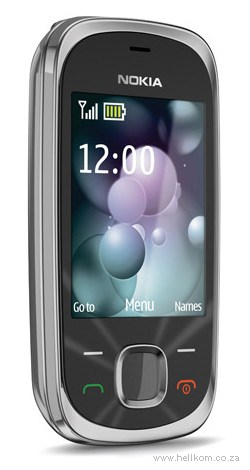 Nokia 7230 Anytime 100 MTN Deal