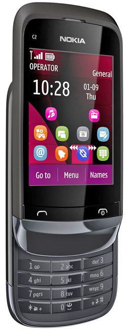 Nokia C2-02 Contract 1 Telkom Mobile Deal