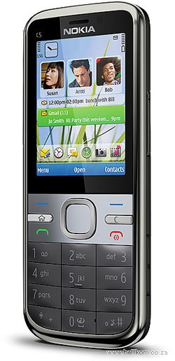 Nokia C5 Everyday Off Peak 120 Vodacom Special