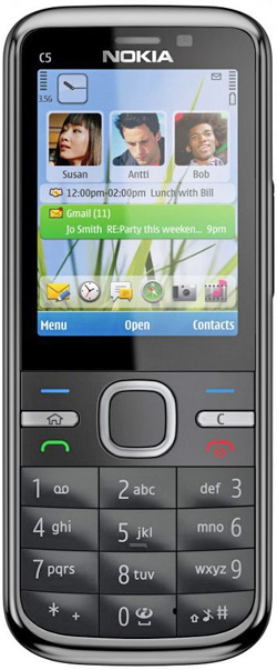 nokia c5 00 5mp deals specifications and pricing. Black Bedroom Furniture Sets. Home Design Ideas
