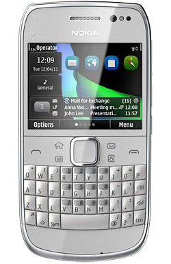 Nokia E6 Talk 500 Vodacom Deal