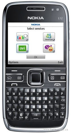 Nokia E72 Off Peak 200 MTN Deal
