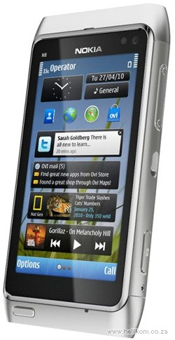 Nokia N8 Anytime 100 MTN Deal