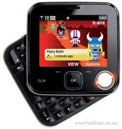 Nokia 7705 Twist