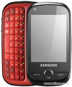 Samsung B5310 Corby Pro Off Peak 100 MTN Deal