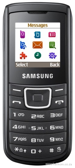 Samsung 1105T Top Up 315s Vodacom Deal