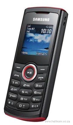 Samsung E2120 Business Call Vodacom Special