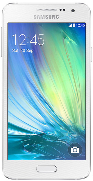 Samsung Galaxy A3 2016 Black Smart L Vodacom Deal