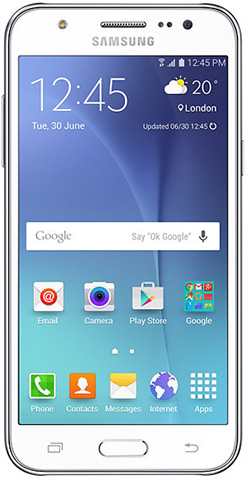 Samsung Galaxy J5 Prime Gold Red VIP Vodacom Deal
