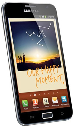 Samsung Galaxy Note N7000 BusinessChat Standard Cell C Deal