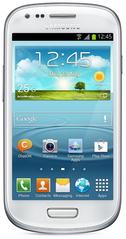 Samsung Galaxy S3 Mini (i8190) Smart Light Vodacom Deal