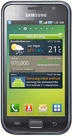 Samsung Galaxy S Plus (I9001)