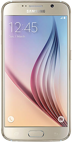 Samsung Galaxy S6 32GB Red VIP Vodacom Deal