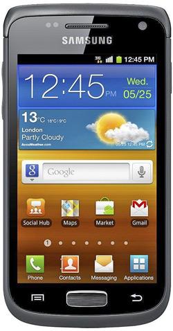 Samsung Galaxy W (I8150)
