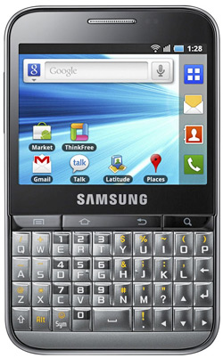 Samsung Galaxy Y Pro B5510 ControlChat 125 Cell C Deal