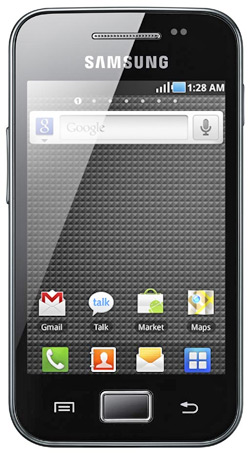 Samsung S5830 Galaxy Ace ControlChat 150 Cell C Deal