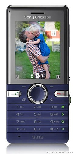 Sony Ericsson S312 Talk 500 Vodacom Deal
