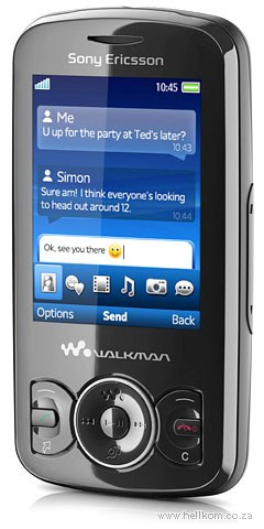 Sony Ericsson Spiro Off Peak 50 MTN Deal