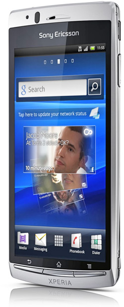 Sony Ericsson Xperia Arc S Everyday Off Peak 120 Vodacom Special