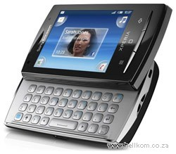 Sony Ericsson X10 Mini Pro Everyday Off-Peak 120 Vodacom Deal