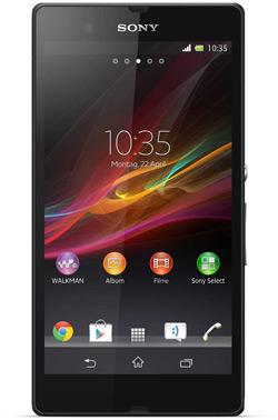 Sony Xperia Z AnyTime 200 MTN Deal