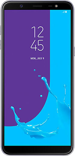 Samsung Galaxy J8 Black